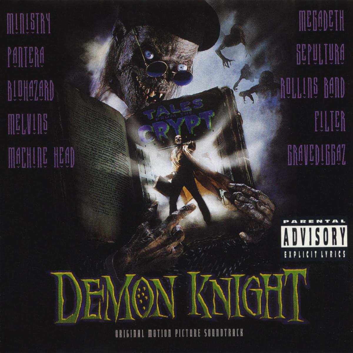 demon knight original motion picture soundtrack tales