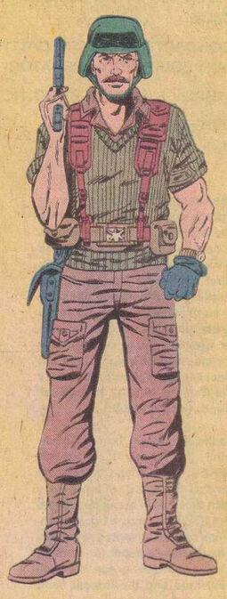 Sergeant Crankcase