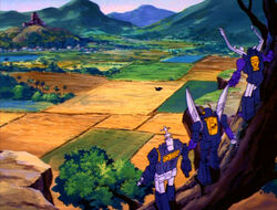 PlagueOfInsecticons Bali establishing shot