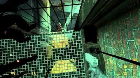 Half Life2 Co op We don't go to Ravenholm (Part 5)