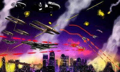 Invasion of New York