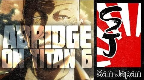 ABRIDGE ON TITAN 6 CLIP & CON NEWS