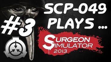 049 Plays Surgeon Simulator 2013 3