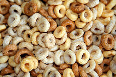 Cherrios-calories