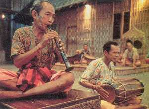 Traditional Dance, Drama and Music | Thailand Assignment Wiki ...