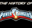 History of Power Rangers