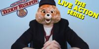 Teddy Ruxpin Live Action Series - Was That Real?
