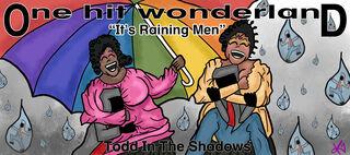 It's Raining Men by krin
