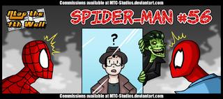 At4w classicard spider man 56 by mtc studios-d6rcsp8