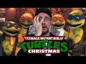 We wish you a turtles christmas