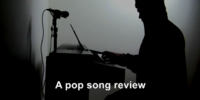 Todd's Pop Song Reviews