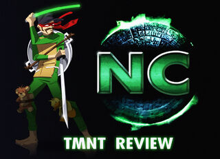 NC TMNT review by MaroBot