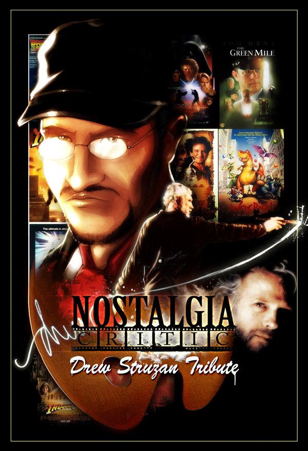 Is the nostalgia critic hookup nostalgia chick