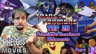 Transformers funny 1 phelous