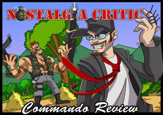 NC Commando by MaroBot