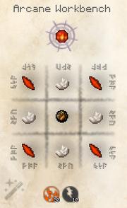 Wand Focus- Fire Recipe