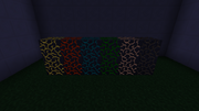 Infused Ore at Night