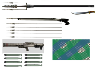 Water weapons