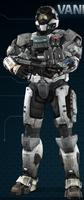 Ultra Force MJOLNIR armor