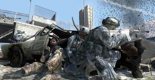 Milita under attack