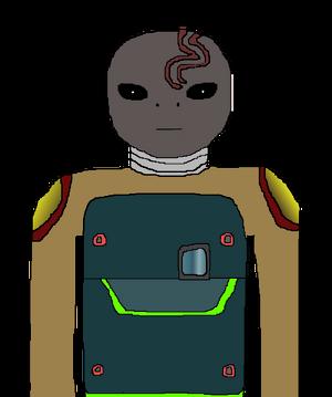 Alien Sergeant