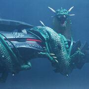 Godzilla.jp - Manda 2004