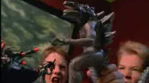 TRENDMASTERS Godzilla Living Godzilla TV Commercial