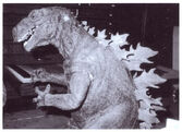 Godzilla animatronic made for Godzilla King of the Monsters 3-D, sadly, it was never used