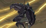 Godzilla anime 0