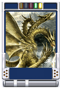 Trading Battle New King Ghidorah