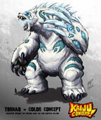 Kaiju combat tornaq by kaijusamurai-d5klvnl
