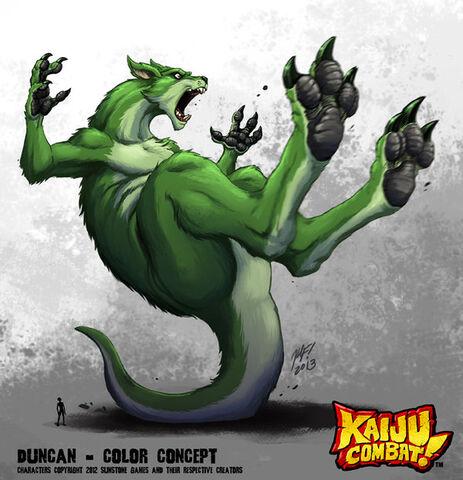 File:Kaiju combat duncan by kaijusamurai-d5naf1i.jpg