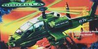 Godzilla - Apache Attack Copter