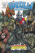 Godzilla rulers of earth issue 8 cover text ver by kaijusamurai-d73hfhx