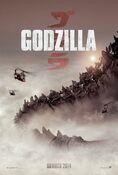 Godzilla (2014) stomps into San Diego Comic-Con!