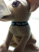 Yo Quiero Taco Bell Chihuahua Dog Toy Plush Here Lizard Lizard Godzilla 19986