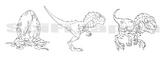 Baby Godzilla Concept Art0