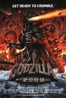 Godzilla two thousand
