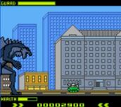 Godzilla The Series GBC ScreenShot4