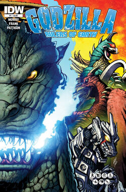 Rulers of earth cover a by kaijusamurai-d5y2wwy.