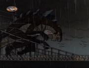 Godzilla animated