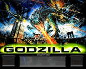 Godzilla Sega 1998 (1) pinball game