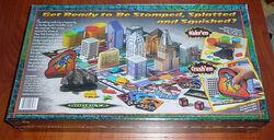 $(KGrHqV,!lUE6CP!(I5mBOs!i6OjEw~~60 12GODZILLA, 1998 M.Bradley, movie remake game, sealed new