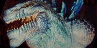 Godzilla 1998 Bust 2