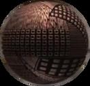Alien sphere icon