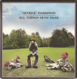 All things must pass cd box set front