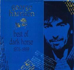 Dark horse 1976 1989 greece lp