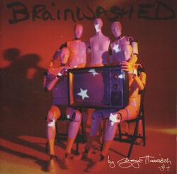 Brainwashed europe cd