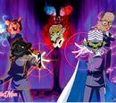 Dark Kingdom (Sailor Gadget (TheBluesRockz Style))