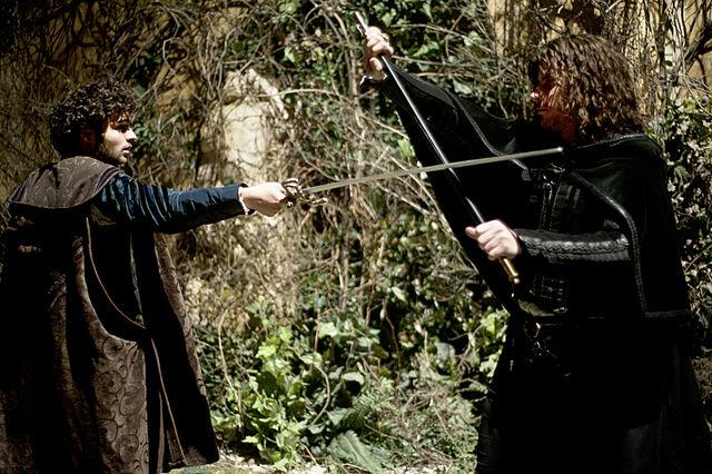 File:004 The Prince episode still of Alfonso of Aragon and Cesare Borgia.jpg